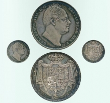 1831 William VI Crown Proof