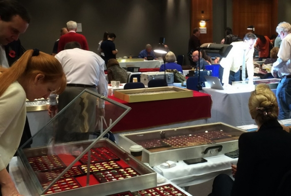london coin fair